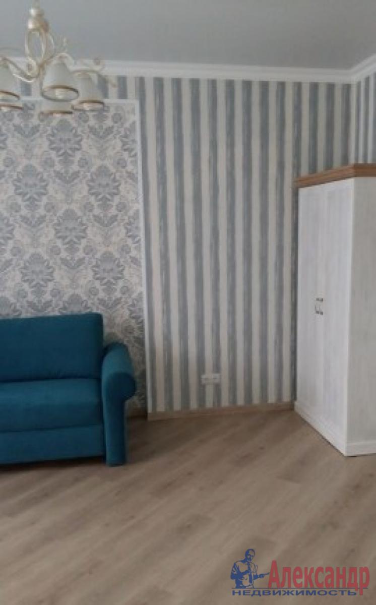 1-комнатная квартира (40м2) в аренду по адресу Дунайский пр., 14— фото 8 из 8