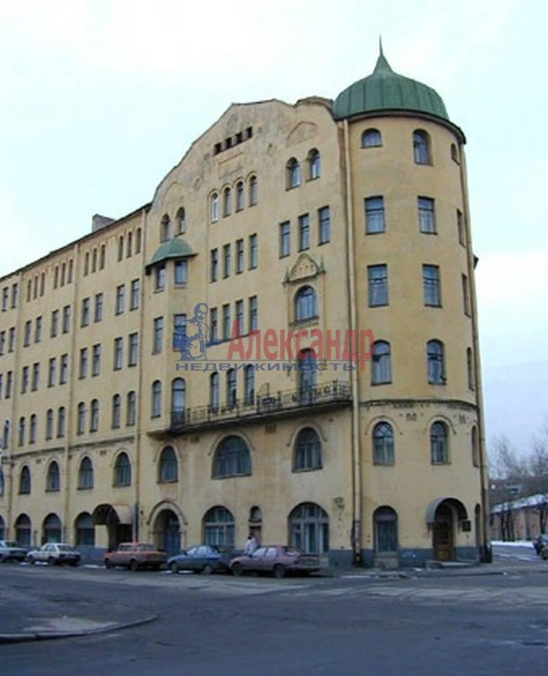 4-комнатная квартира (107м2) в аренду по адресу Мытнинская ул., 5— фото 1 из 5