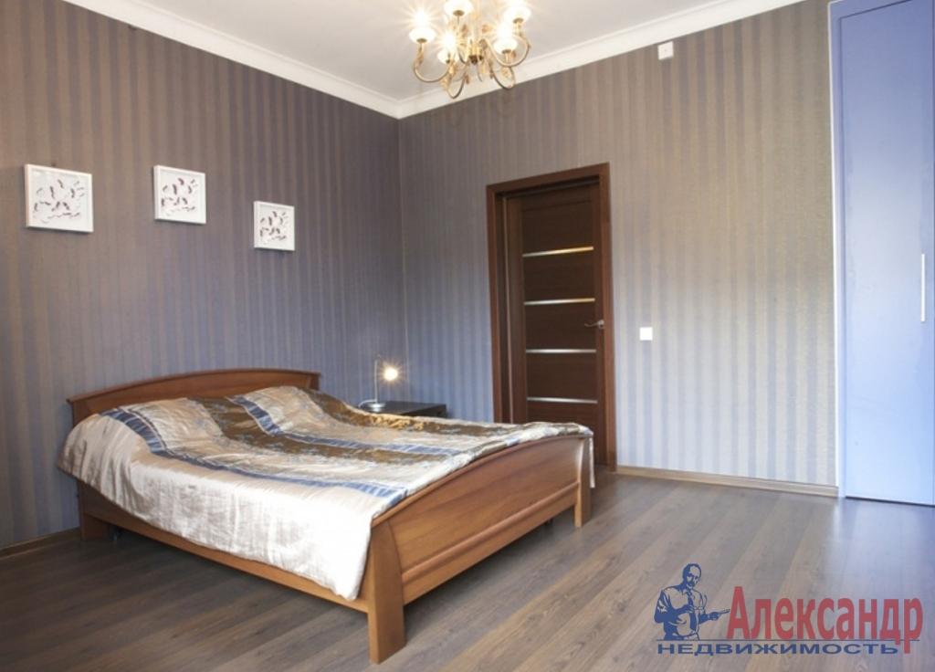 2-комнатная квартира (74м2) в аренду по адресу Полтавский пр-зд., 2— фото 2 из 3