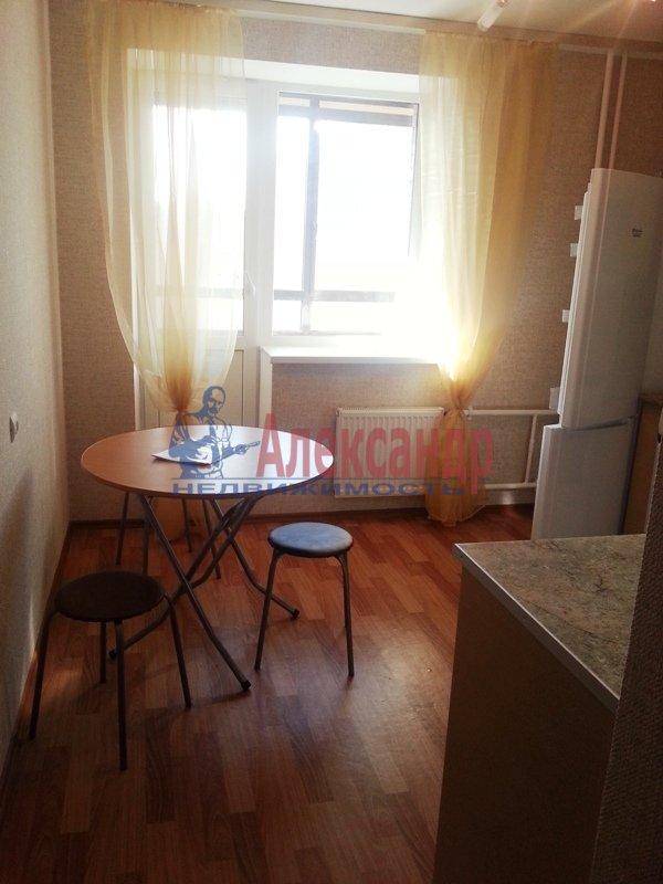 1-комнатная квартира (40м2) в аренду по адресу Науки пр., 17— фото 12 из 17