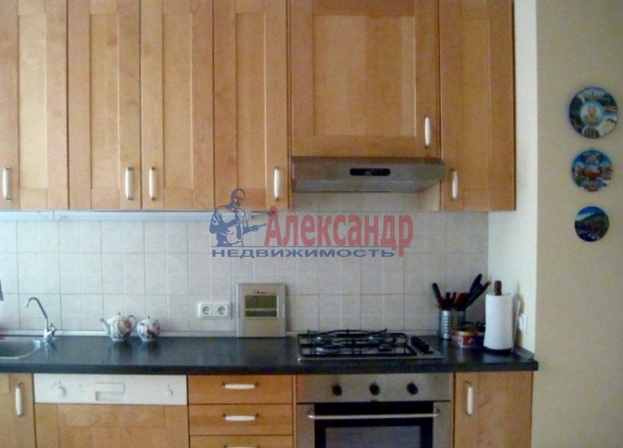 1-комнатная квартира (38м2) в аренду по адресу Красное Село г., Спирина ул., 14— фото 1 из 8
