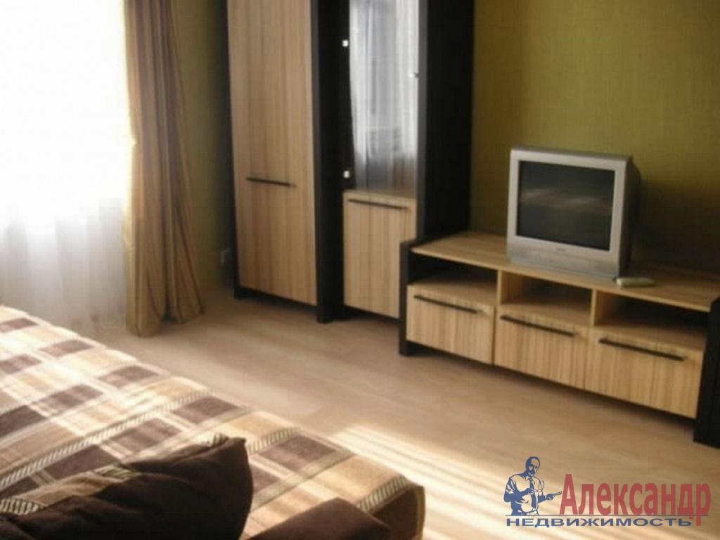 1-комнатная квартира (39м2) в аренду по адресу Парголово пос., Михаила Дудина ул., 25— фото 1 из 3