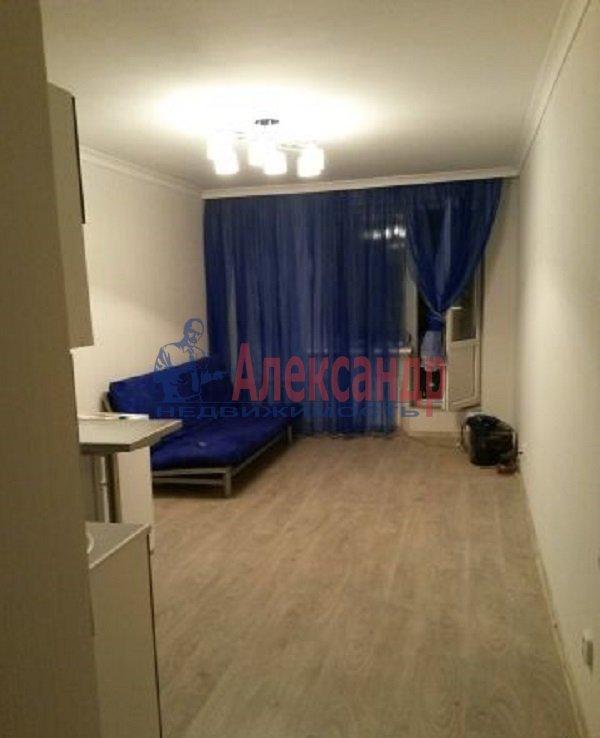 1-комнатная квартира (29м2) в аренду по адресу Туристская ул., 24/46— фото 1 из 5