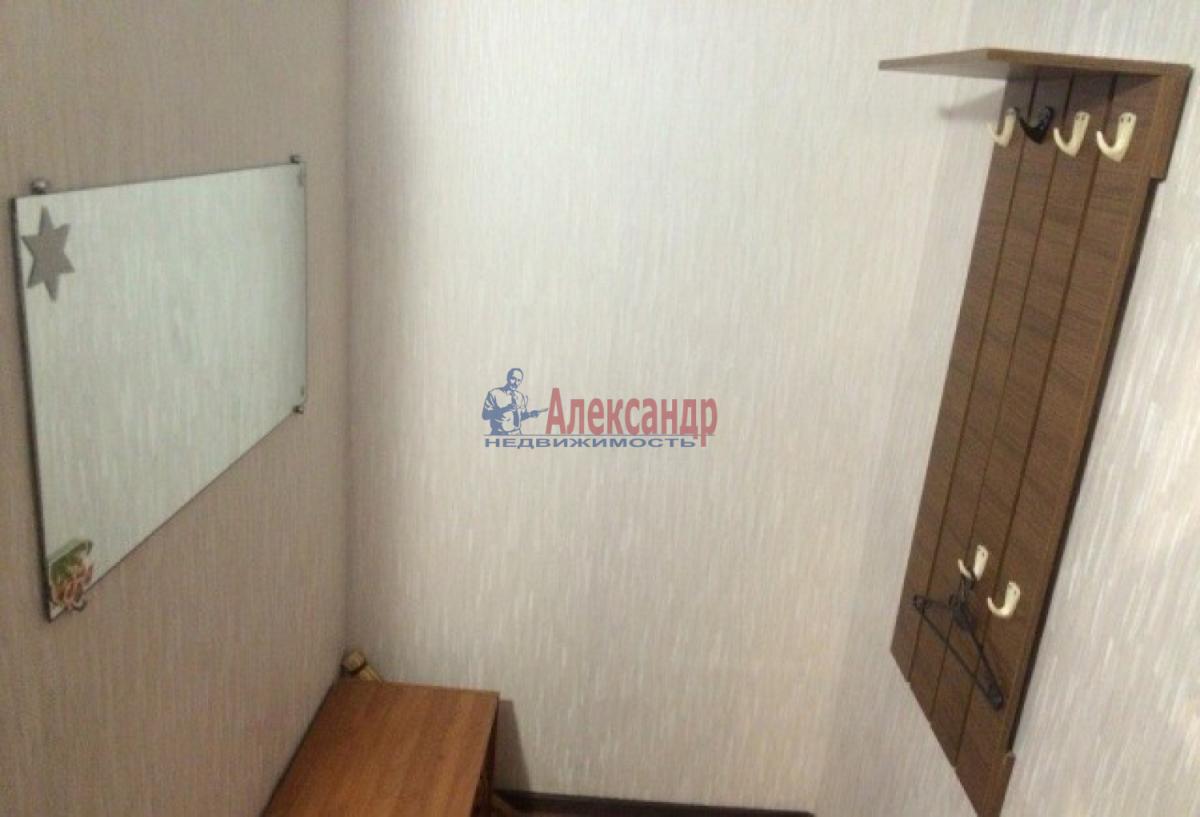 1-комнатная квартира (36м2) в аренду по адресу Народного Ополчения пр., 141— фото 4 из 5