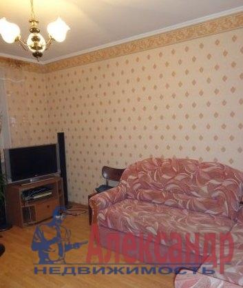 2-комнатная квартира (47м2) в аренду по адресу Кудрово дер., Европейский просп., 11— фото 1 из 3