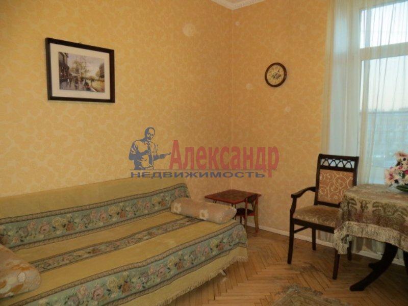 1-комнатная квартира (35м2) в аренду по адресу Институтский пр., 19— фото 3 из 3