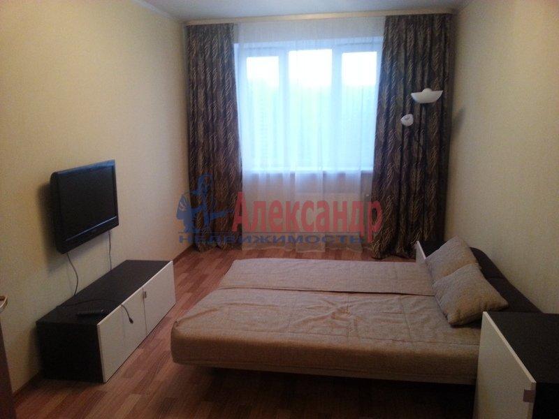 1-комнатная квартира (40м2) в аренду по адресу Науки пр., 17— фото 13 из 17