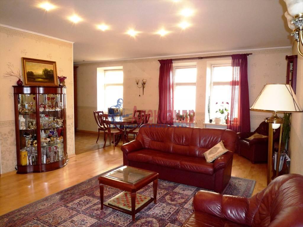 2-комнатная квартира (104м2) в аренду по адресу Всеволода Вишневского ул., 13— фото 2 из 4