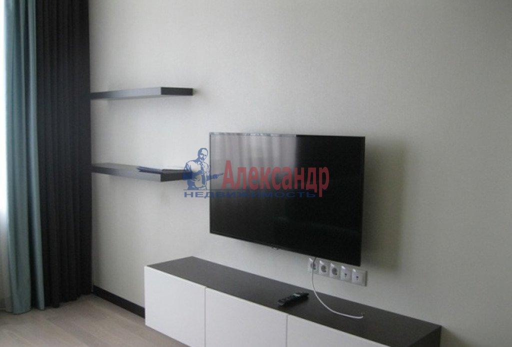 2-комнатная квартира (65м2) в аренду по адресу Дачный пр., 2— фото 2 из 5