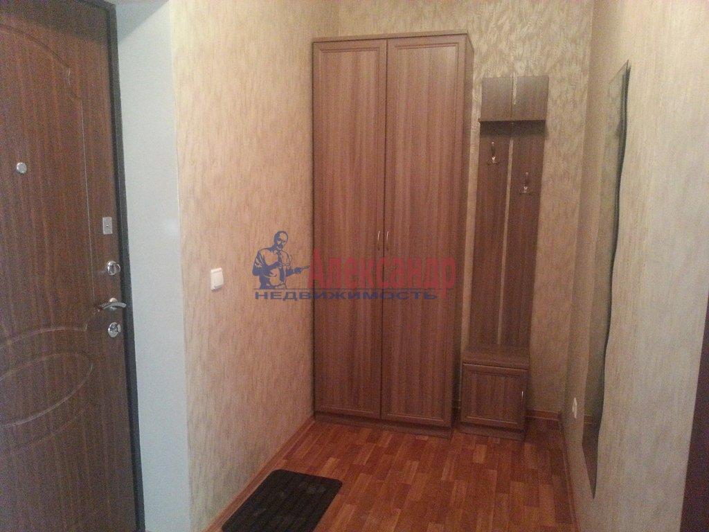 1-комнатная квартира (40м2) в аренду по адресу Науки пр., 17— фото 14 из 17