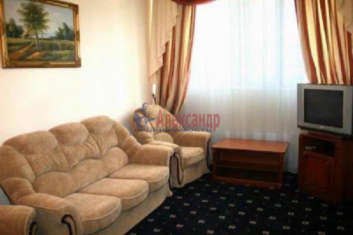 1-комнатная квартира (40м2) в аренду по адресу Реки Фонтанки наб., 54— фото 1 из 1