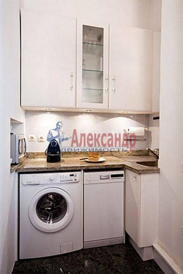 2-комнатная квартира (70м2) в аренду по адресу Невский пр.— фото 4 из 4