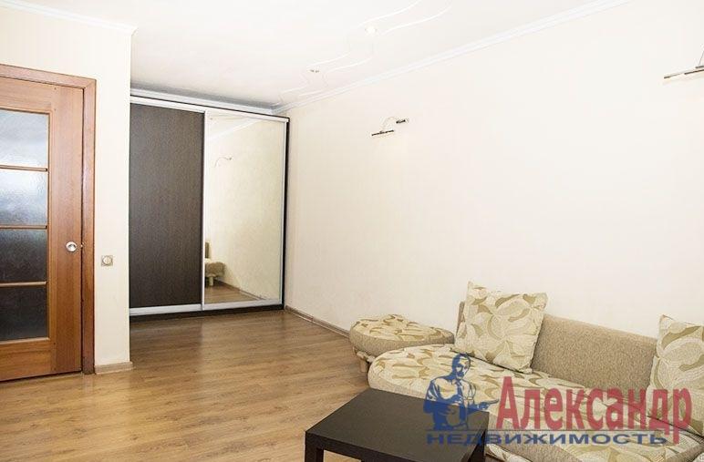 1-комнатная квартира (40м2) в аренду по адресу Новоколомяжский пр., 4— фото 2 из 4