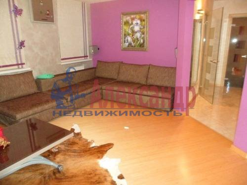 2-комнатная квартира (57м2) в аренду по адресу Космонавтов просп., 61— фото 2 из 8