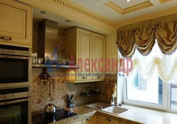 3-комнатная квартира (90м2) в аренду по адресу Невский пр., 98— фото 4 из 4