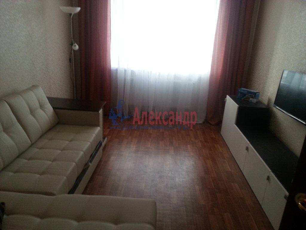 1-комнатная квартира (40м2) в аренду по адресу Науки пр., 17— фото 15 из 17