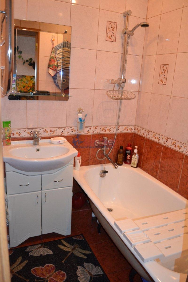 1-комнатная квартира (35м2) в аренду по адресу Трефолева ул., 16— фото 7 из 7