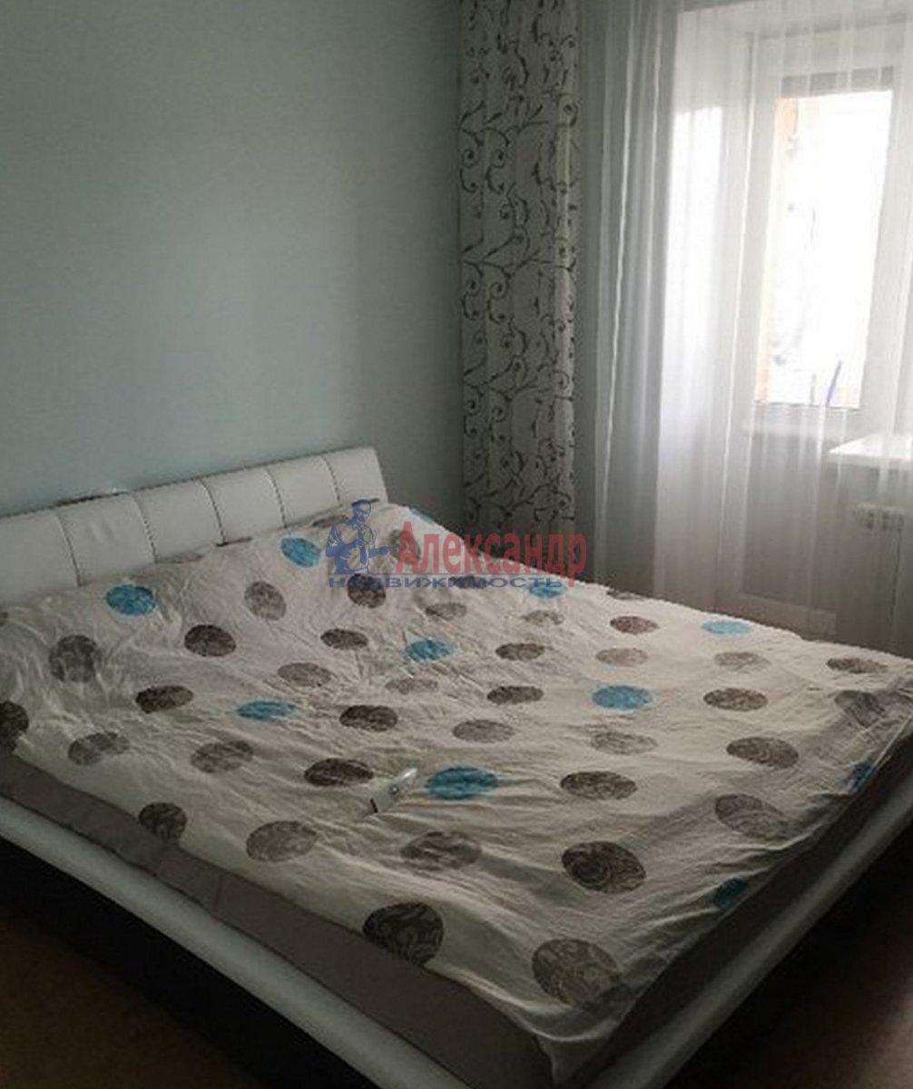 2-комнатная квартира (45м2) в аренду по адресу Светлановский пр., 60— фото 2 из 4