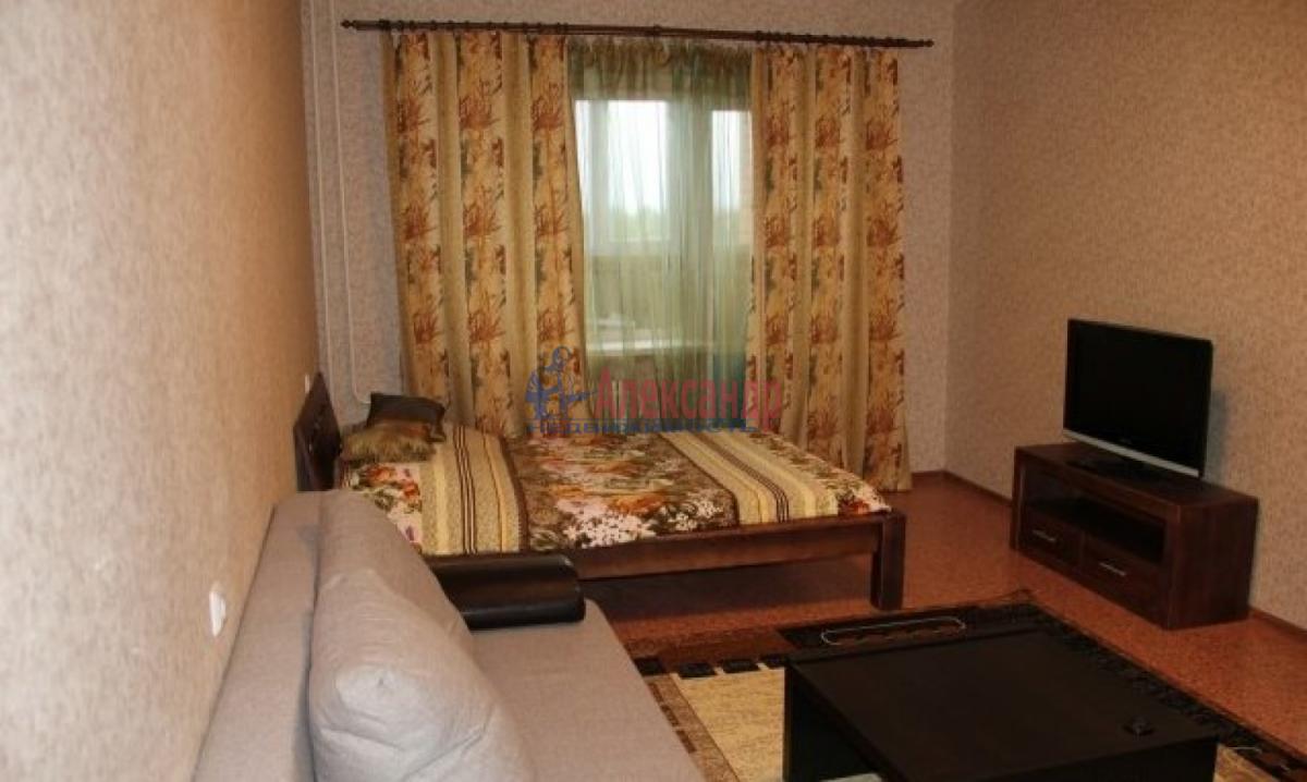1-комнатная квартира (36м2) в аренду по адресу Комендантский пр., 16— фото 2 из 3