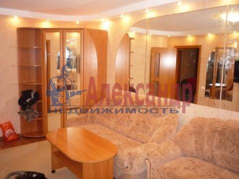 3-комнатная квартира (75м2) в аренду по адресу Загребский бул., 9— фото 1 из 5
