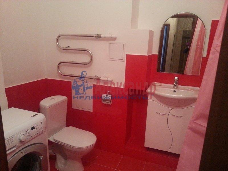 1-комнатная квартира (40м2) в аренду по адресу Науки пр., 17— фото 17 из 17