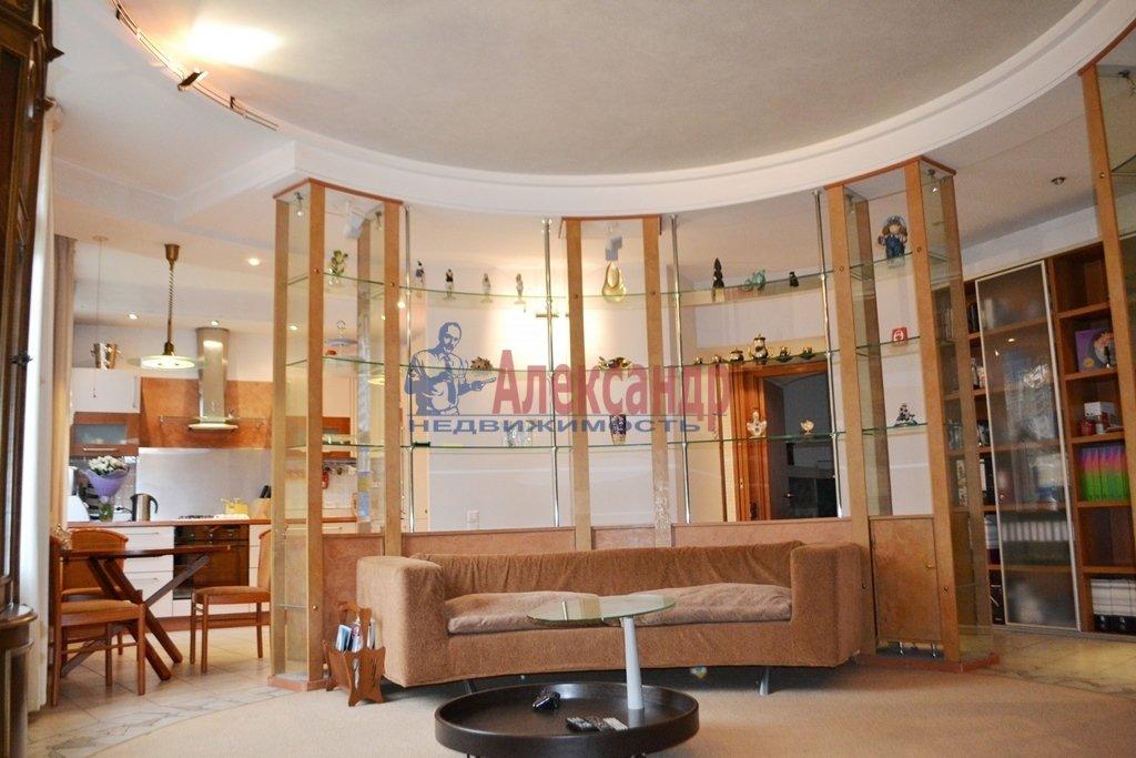3-комнатная квартира (93м2) в аренду по адресу Суворовский пр., 62— фото 5 из 14