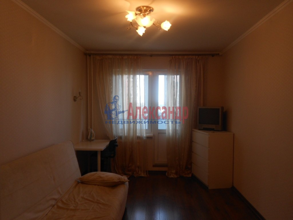 1-комнатная квартира (45м2) в аренду по адресу Зверинская ул., 34— фото 1 из 3