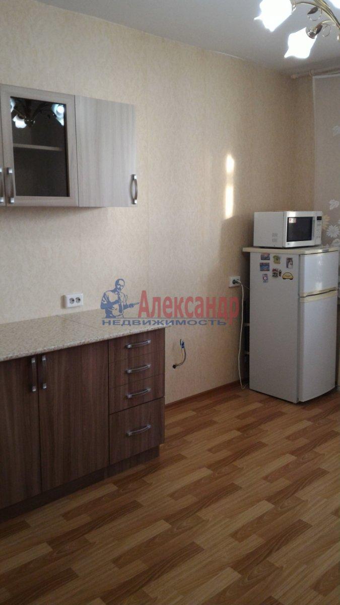 1-комнатная квартира (38м2) в аренду по адресу Парголово пос., Заречная ул., 25— фото 1 из 10