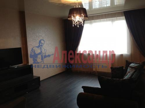 1-комнатная квартира (50м2) в аренду по адресу Морская наб., 37— фото 4 из 6