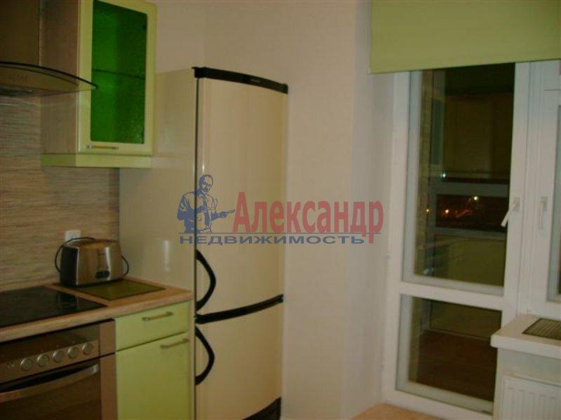1-комнатная квартира (33м2) в аренду по адресу Смолячкова ул., 14— фото 1 из 4