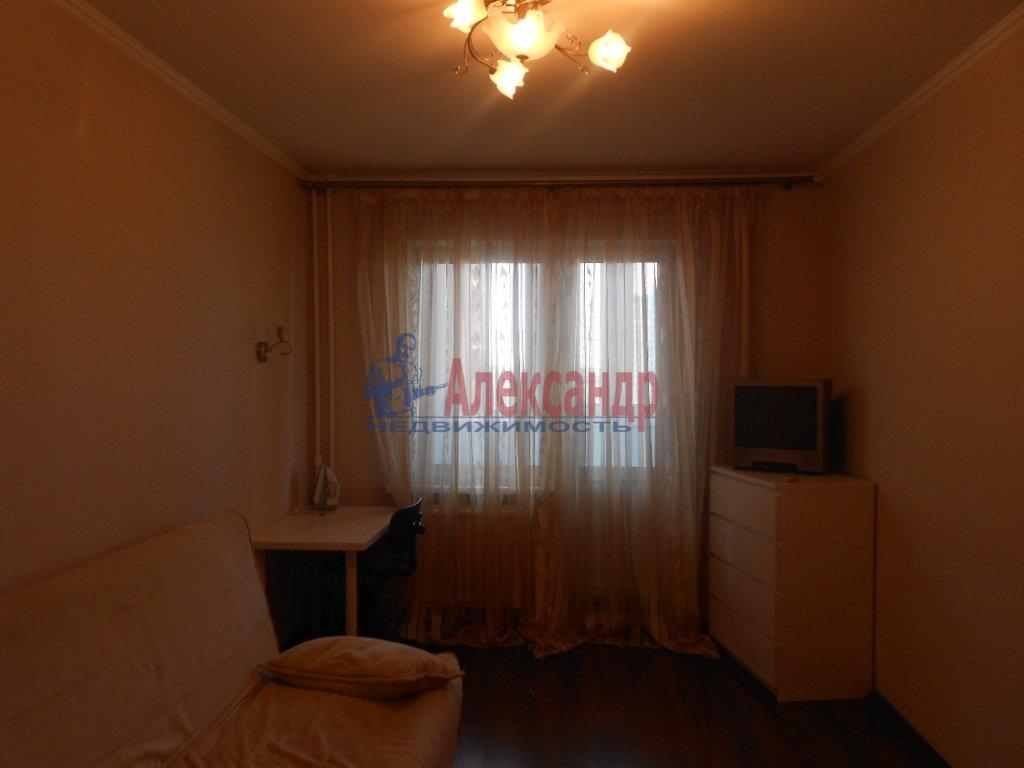 1-комнатная квартира (45м2) в аренду по адресу Зверинская ул., 34— фото 2 из 3