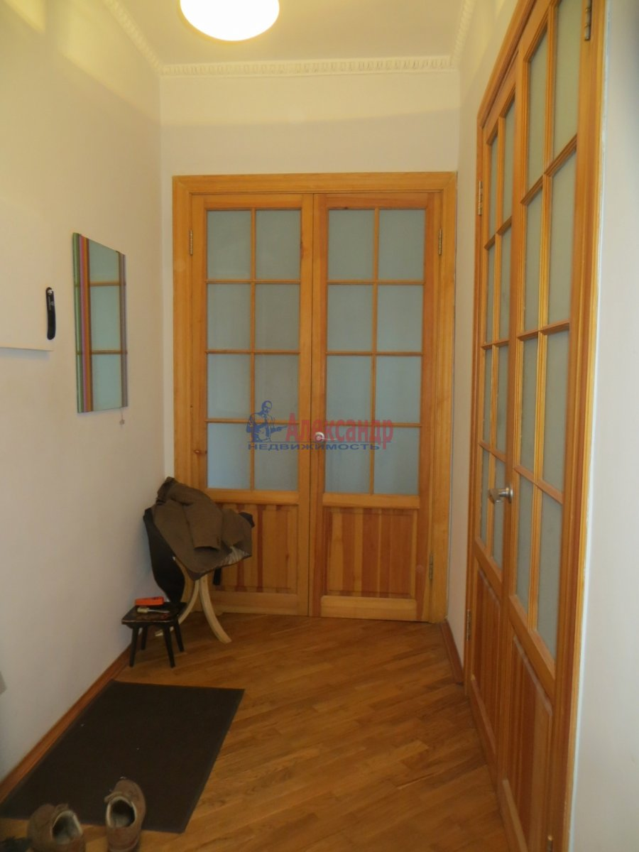 1-комнатная квартира (40м2) в аренду по адресу 6 Верхний пер., 14— фото 4 из 9
