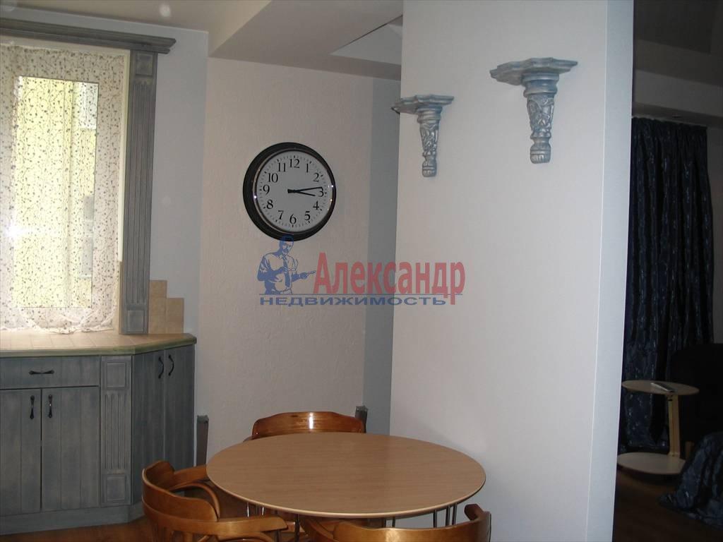 1-комнатная квартира (48м2) в аренду по адресу Пушкинская ул., 4— фото 1 из 8