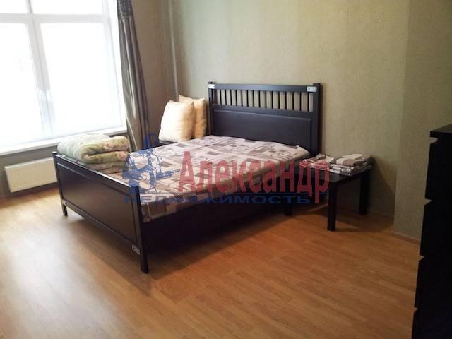 2-комнатная квартира (58м2) в аренду по адресу Коллонтай ул., 17— фото 2 из 4