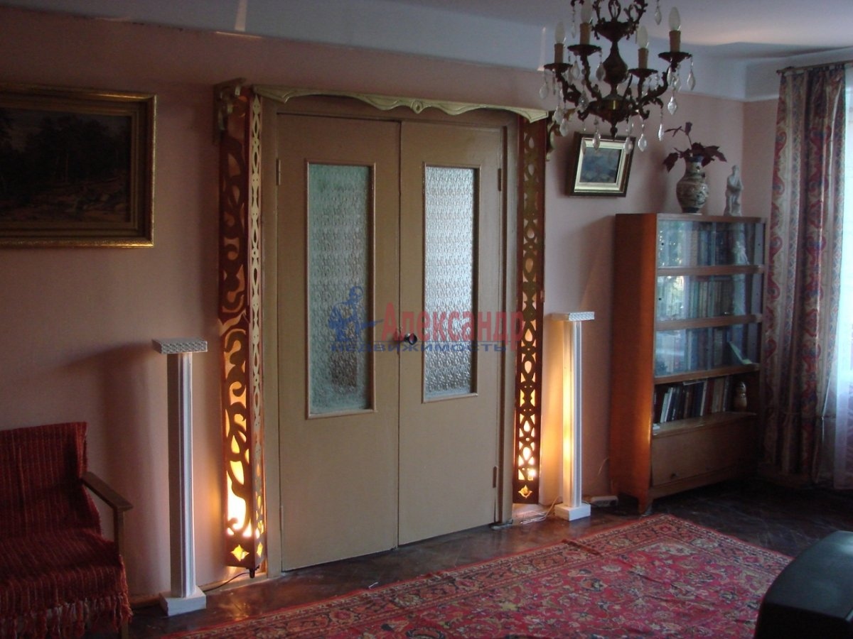 1-комнатная квартира (36м2) в аренду по адресу Благодатная ул., 20— фото 1 из 4