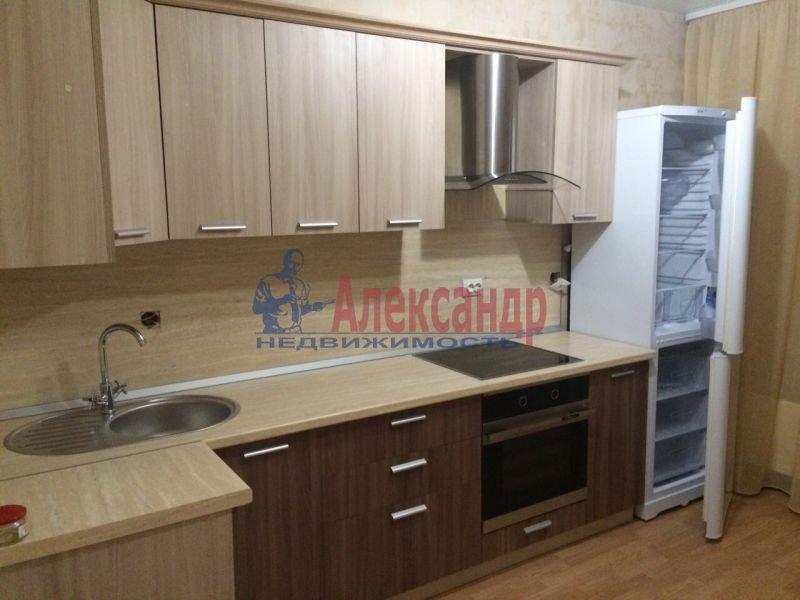 2-комнатная квартира (50м2) в аренду по адресу Юрия Гагарина пр., 12— фото 1 из 2