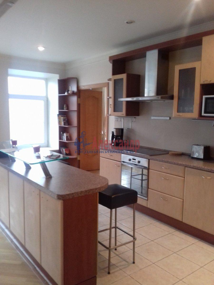 5-комнатная квартира (225м2) в аренду по адресу Чайковского ул., 36— фото 2 из 14