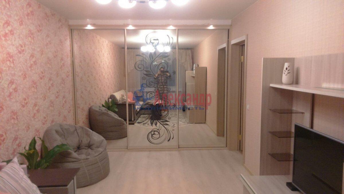 1-комнатная квартира (40м2) в аренду по адресу Варшавская ул., 9— фото 5 из 9