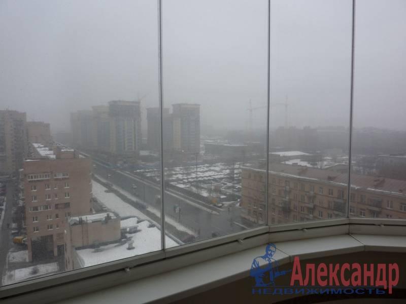 3-комнатная квартира (110м2) в аренду по адресу Варшавская ул., 59— фото 8 из 15