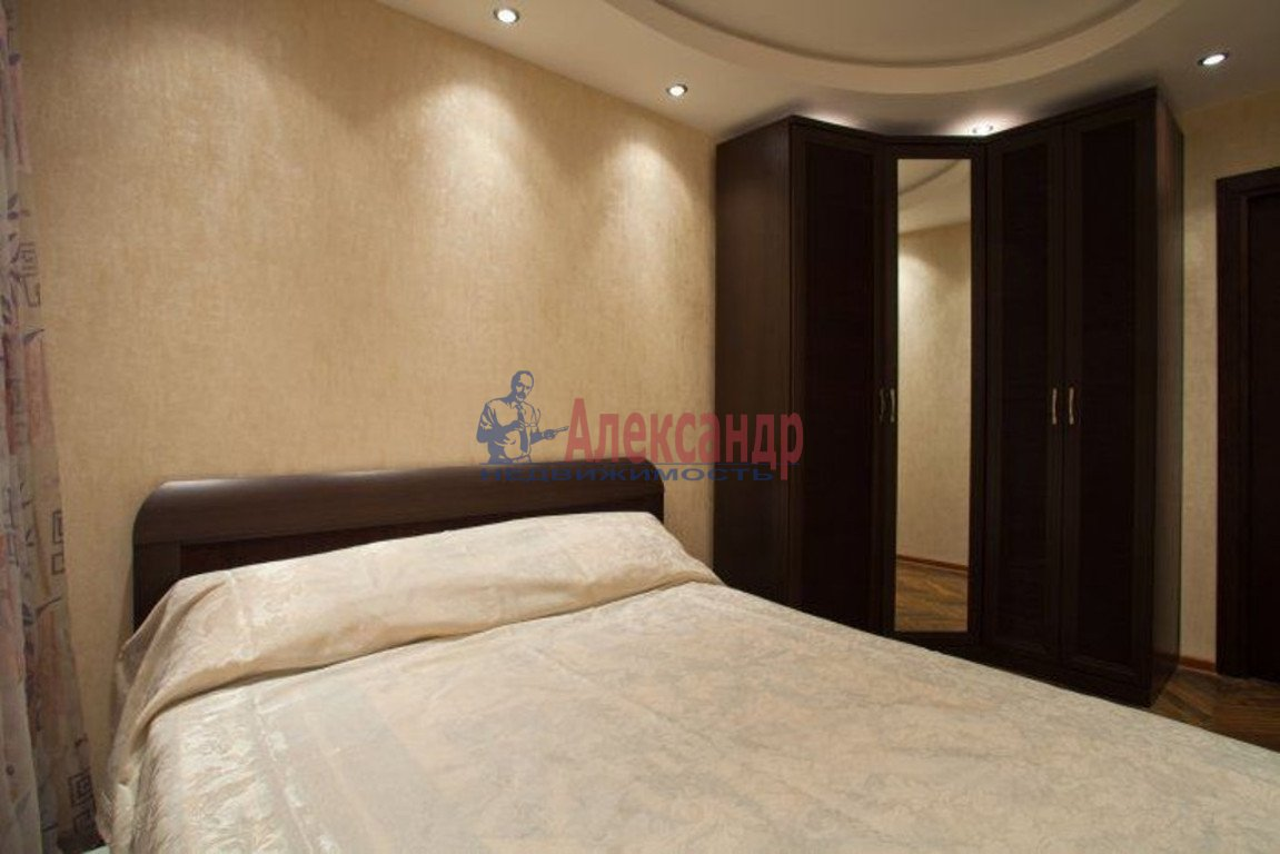 2-комнатная квартира (61м2) в аренду по адресу Курляндская ул., 9— фото 2 из 4