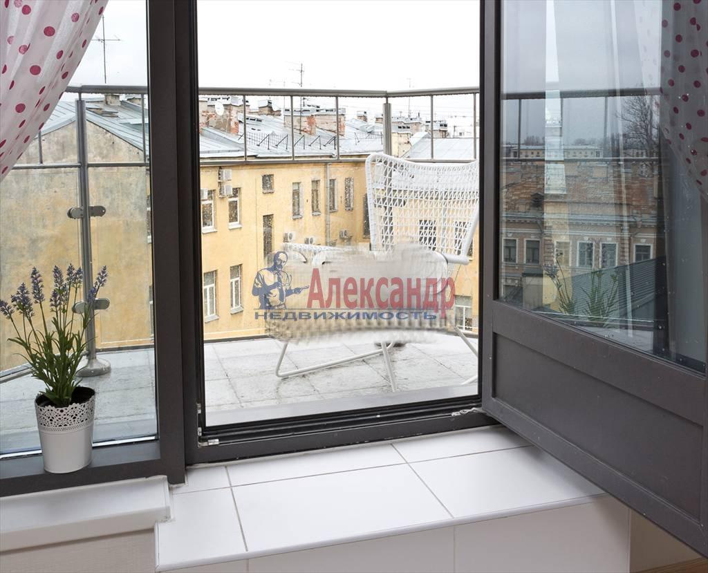 1-комнатная квартира (45м2) в аренду по адресу Чернышевского пр., 4— фото 7 из 10