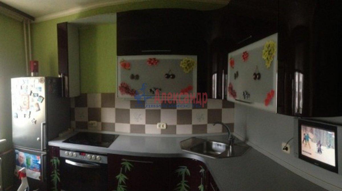 1-комнатная квартира (46м2) в аренду по адресу Малоохтинский пр., 16— фото 2 из 4