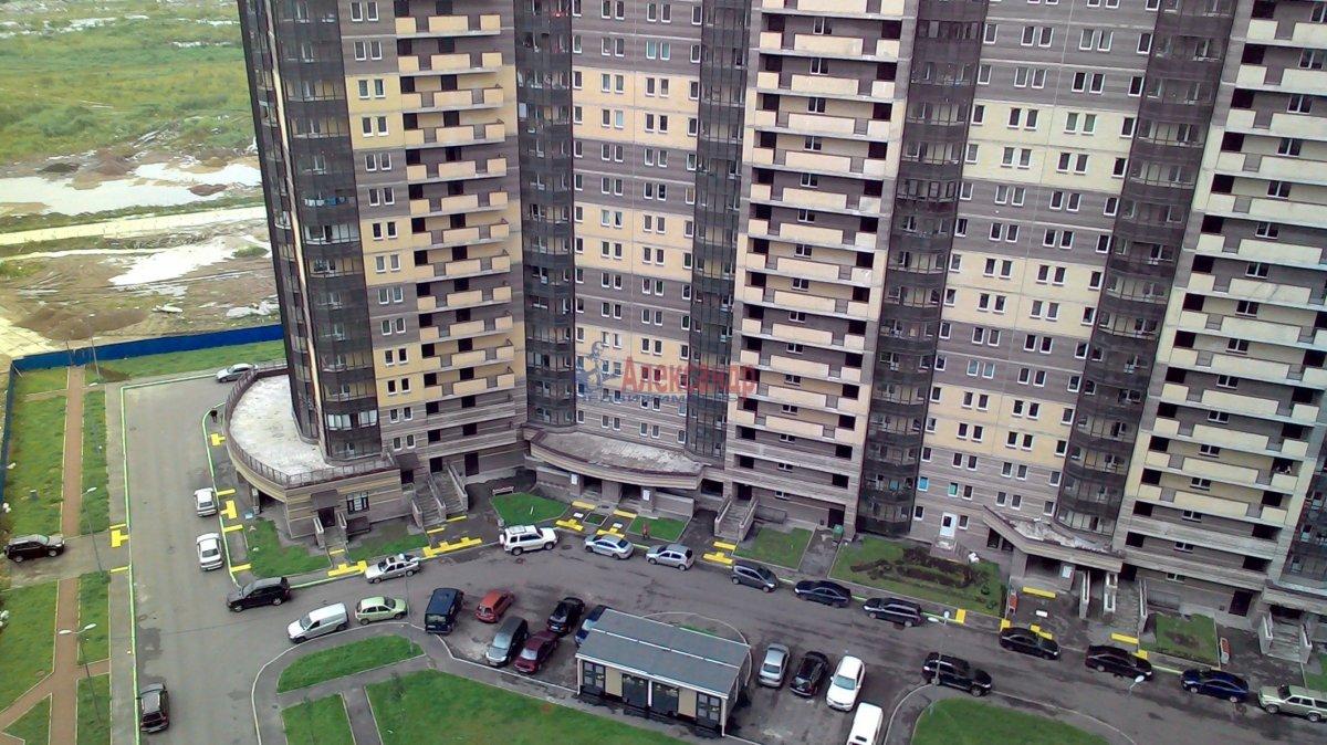 1-комнатная квартира (38м2) в аренду по адресу Парголово пос., Федора Абрамова ул., 19— фото 14 из 21