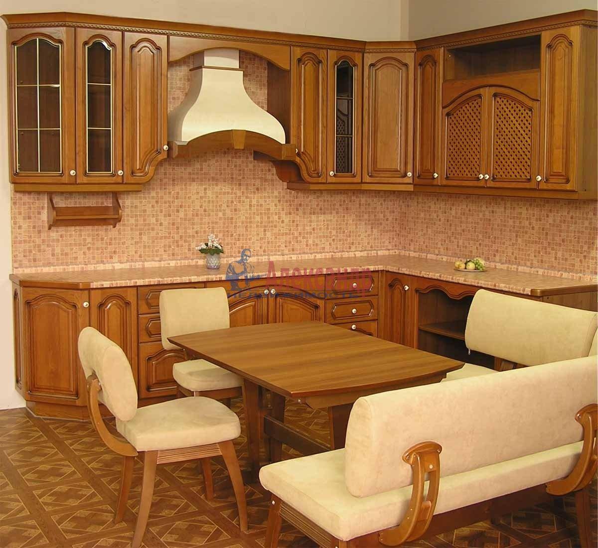 1-комнатная квартира (35м2) в аренду по адресу Космонавтов просп., 27— фото 2 из 2