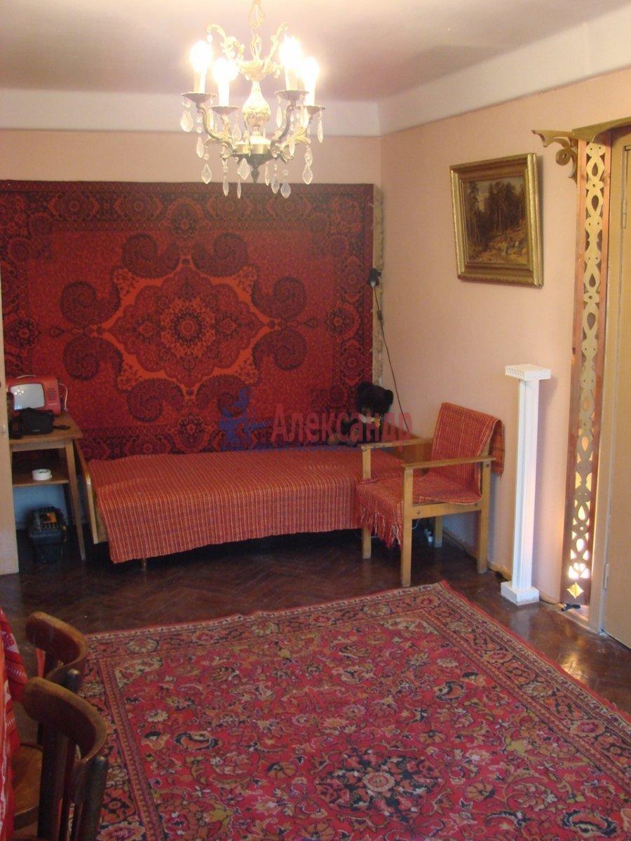 1-комнатная квартира (36м2) в аренду по адресу Благодатная ул., 20— фото 2 из 4