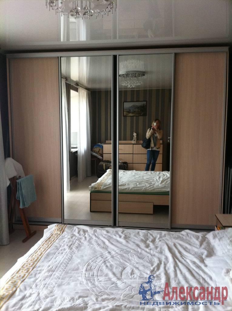 2-комнатная квартира (61м2) в аренду по адресу Луначарского пр., 112— фото 3 из 29