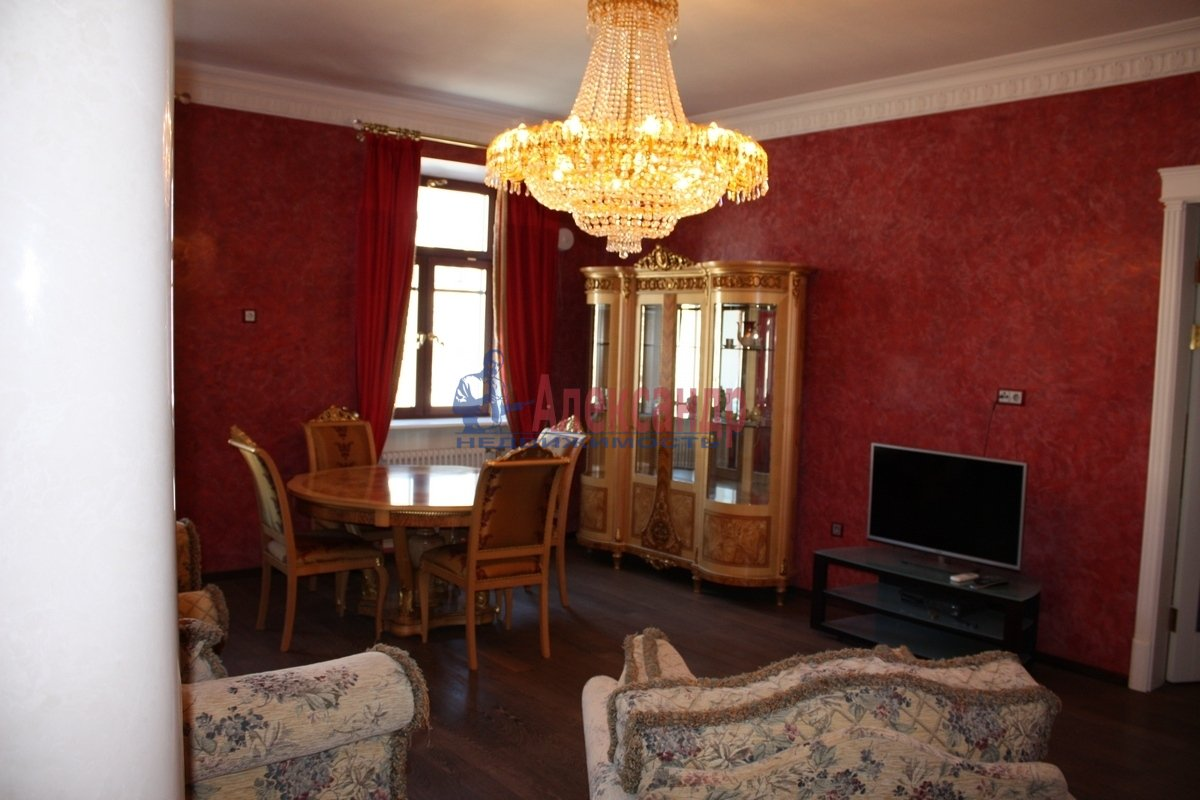 2-комнатная квартира (80м2) в аренду по адресу Караванная ул., 3— фото 4 из 6