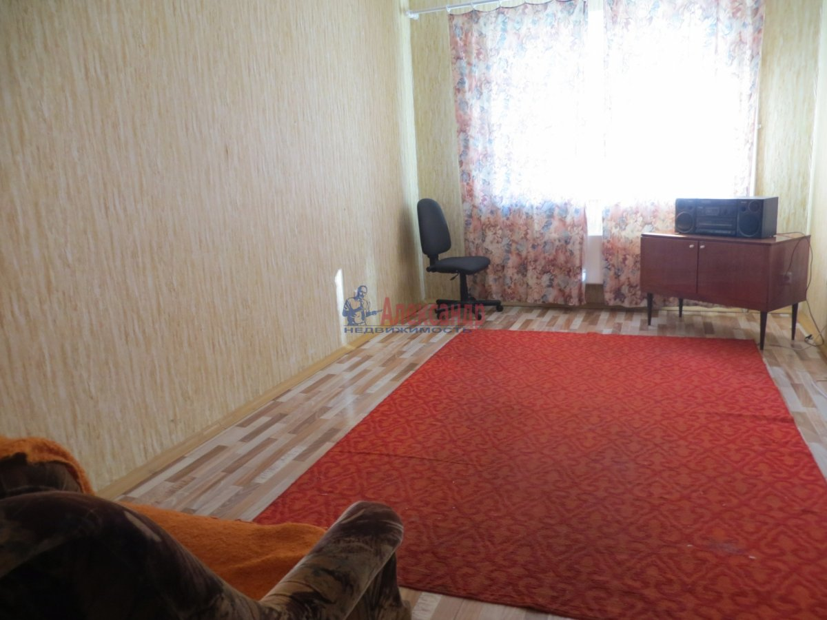 1-комнатная квартира (35м2) в аренду по адресу Комсомола ул., 10— фото 5 из 5