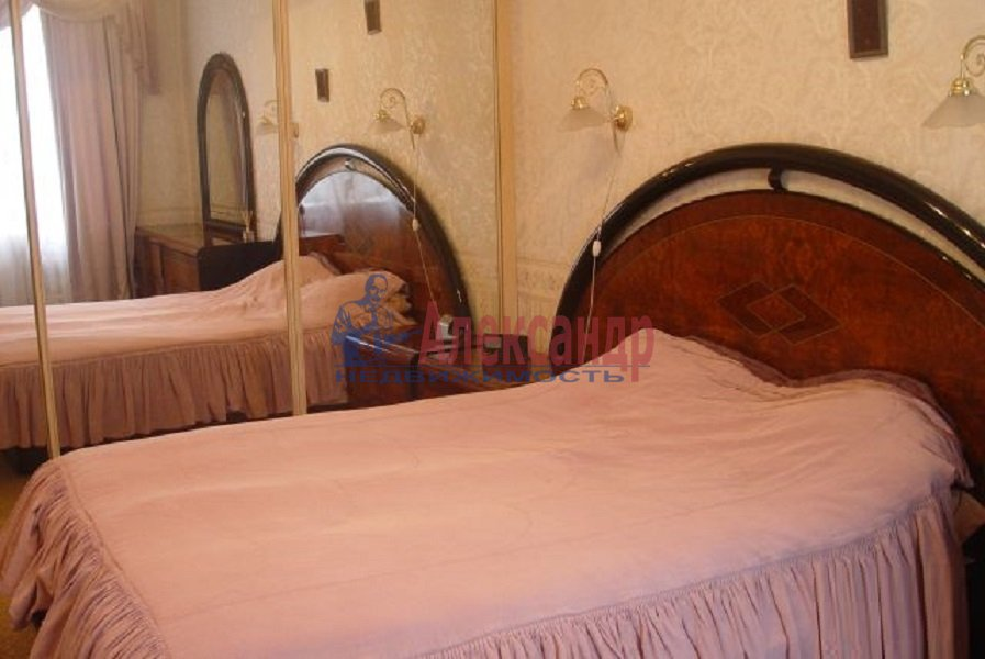 3-комнатная квартира (70м2) в аренду по адресу Испытателей пр., 31— фото 5 из 6