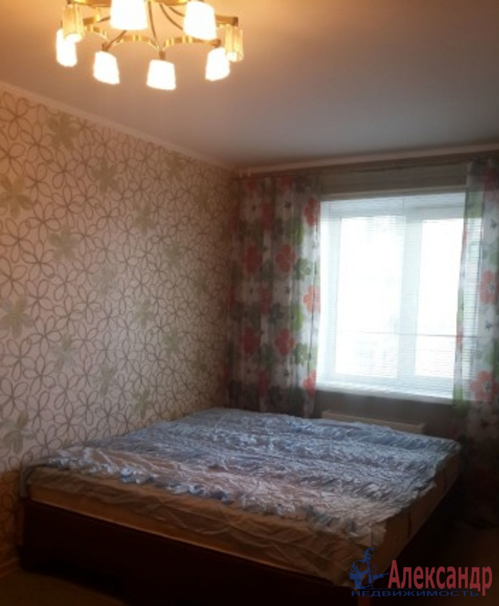 2-комнатная квартира (45м2) в аренду по адресу Новоизмайловский просп., 44— фото 2 из 4